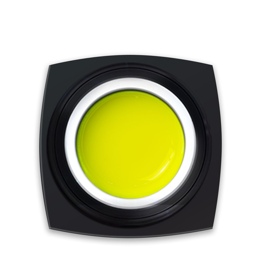 Gel Colorat Luminous Yellow Neon