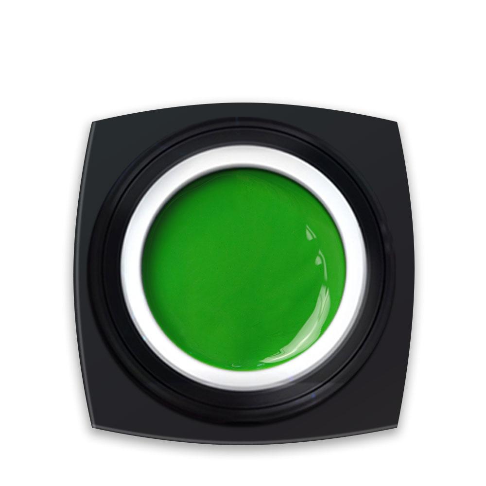 Gel Colorat Verde Crud